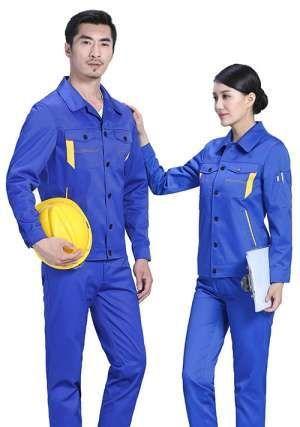 为什么要穿定做工作服的原因?